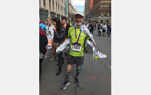 Marathon de Boston  USA le 15 avril 2019