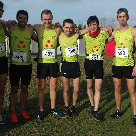 Chpts Départementaux de Cross 44 St Colomban